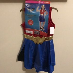 Wonder Woman | 4-pc. Wonder Woman Costume